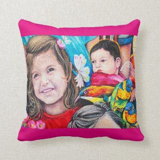 Throw Cushion 41 cm x 41 cm