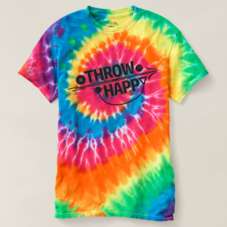 Throw Happy Shot Put Discus Throw Shirt
