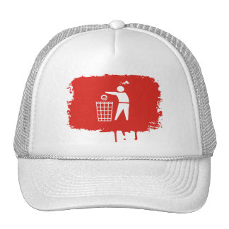 THROW OBAMA OUT WITH THE TRASH CAP