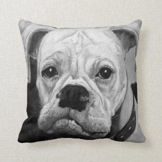 Throw Pillow - Boxer