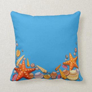 Throw Pillow-Shells Cushion