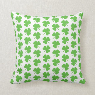 Throw Pillow-St. Patrick's Day Cushion