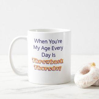 Throwback Thursday - A MisterP Mug