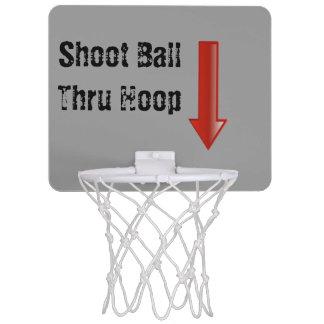 Thru the Hoop Mini Basket Ball Hoop