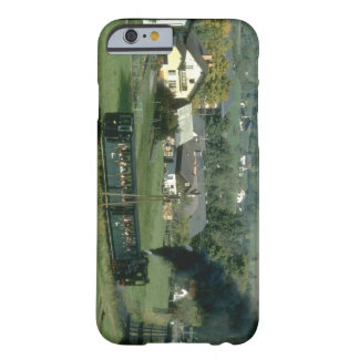 ThThe Schneeberg rack train_Steam Trains Barely There iPhone 6 Case