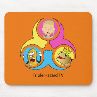 THTV Mouse Mat