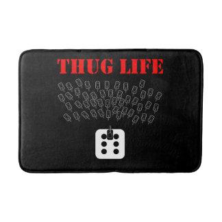 Thug Life Bath Mat