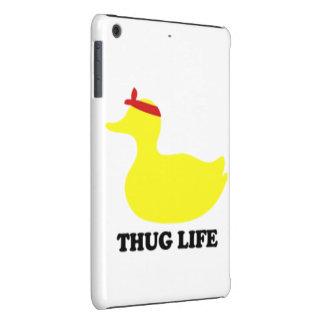 Thug Life Duck iPad Mini Retina Cover