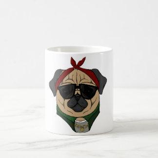 Thug Pug Coffee Mug