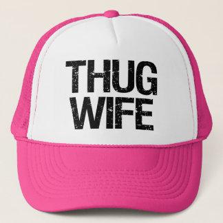 Thug Wife Funny Hat