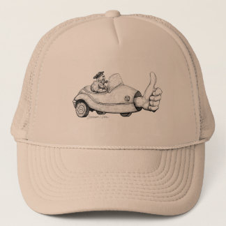 Thumb Drive Trucker Hat