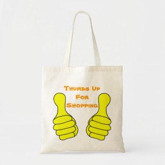 Thumbs Up Bag Template