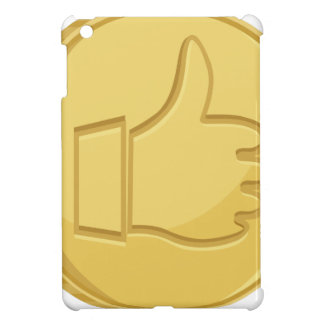Thumbs Up Coin iPad Mini Cases