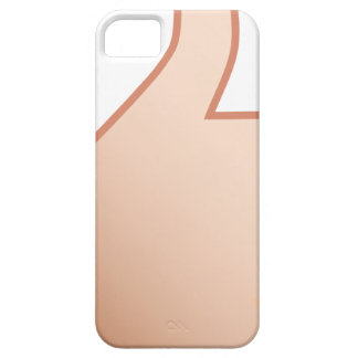 Thumbs Up Like Barely There iPhone 5 Case