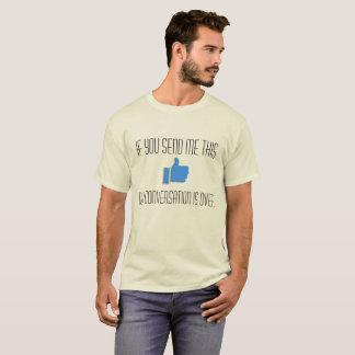 Thumbs Up Pet Peeve T-Shirt