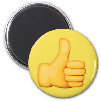 Thumbs up Sign Magnet