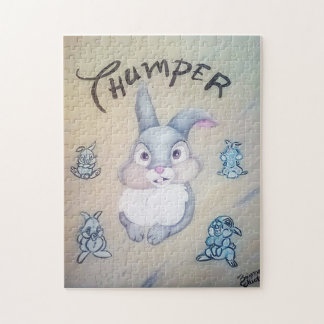 Thumper Sketch Puzzle