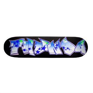 Thunda skate team deck series 1 skate boards