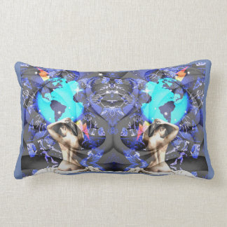 Thunder and Lightning Lumbar Cushion