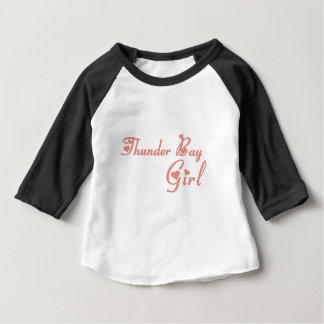 Thunder Bay Girl Baby T-Shirt