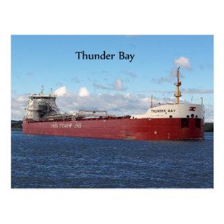 Thunder Bay post card
