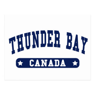 Thunder Bay Postcard
