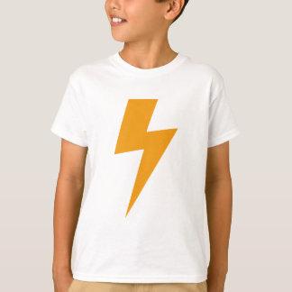 Thunder Energy Yellow Print T-Shirt