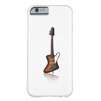 Thunderbird electric bass guitar caricature barely there iPhone 6 case