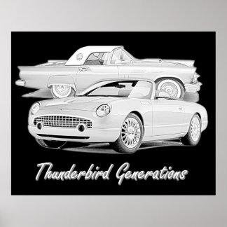 Thunderbird Generations Poster