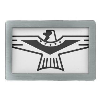 Thunderbird Outline Belt Buckle