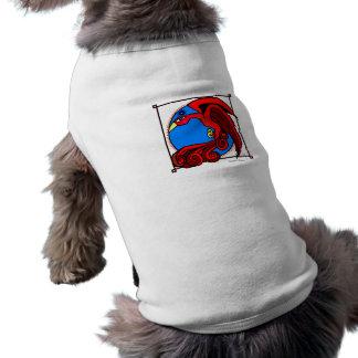 Thunderbird Pet Cloths Sleeveless Dog Shirt