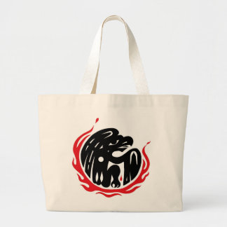 Thunderbird Phoenix Large Tote Bag
