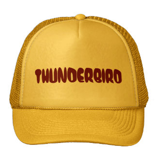 Thunderbird Trucker Hat