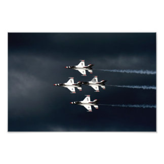Thunderbirds Art Photo