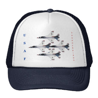 Thunderbirds F-16 Diamond Hat