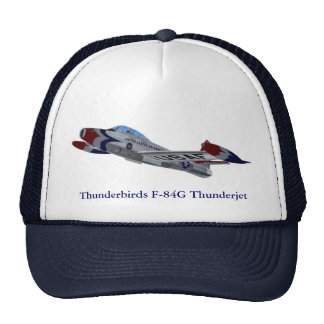 Thunderbirds F-84G Hat