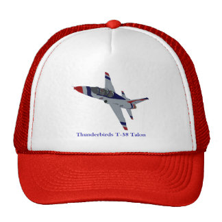 Thunderbirds T-38 Talon Hat 2