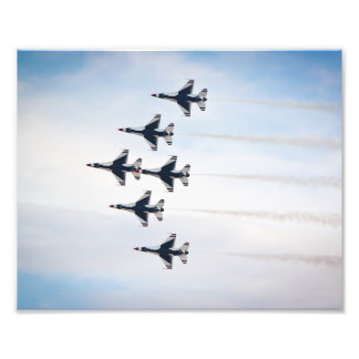 Thunderbirds V2 Photo Print