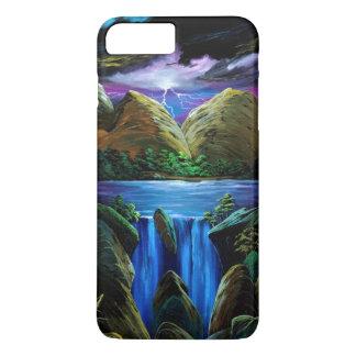 Thunderbolt of Mt. oruga iPhone 8 Plus/7 Plus Case