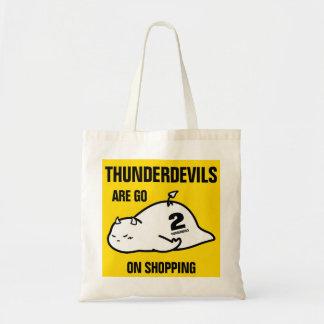 THUNDERDEVILS TOTE BAG