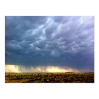 Thunderstorm Postcard