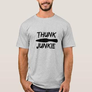 Thunk Junkie Basic (B) T-Shirt