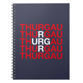 THURGAU NOTEBOOK