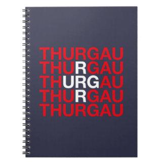 THURGAU NOTEBOOKS