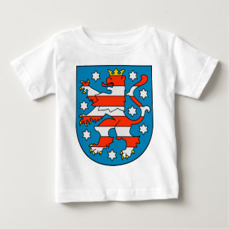 Thuringia coat of arms baby T-Shirt