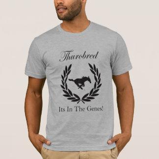 Thurobred Its In The Genes SJSA T-Shirt