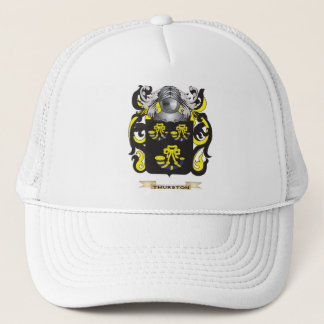 Thurston Family Crest (Coat of Arms) Trucker Hat