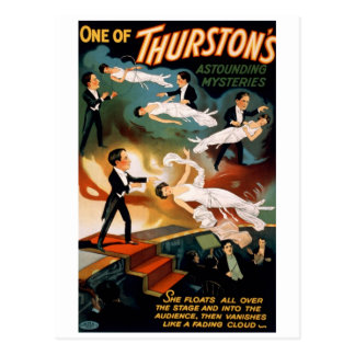 "Thurston - ""Like a Fading Cloud""  Postcard"