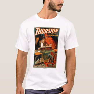 Thurston the Great Magician w/ Devil Magic T-Shirt