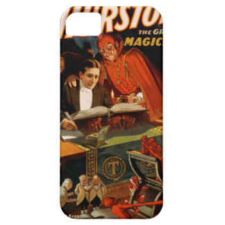 Thurston the Magician iPhone SE and 5-5S case